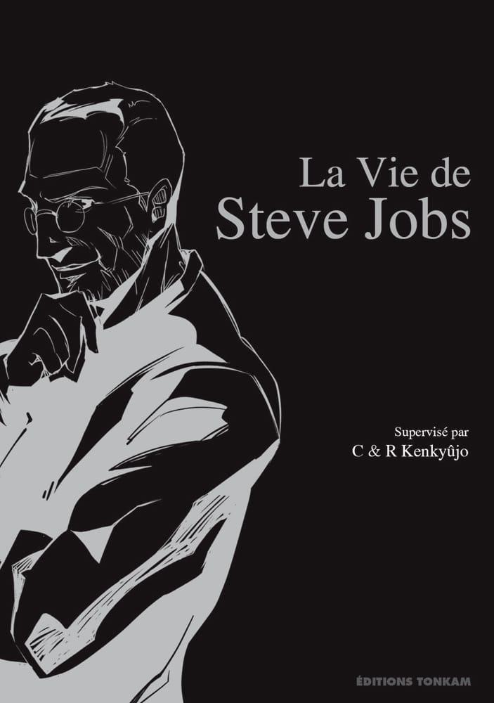 La Vie de Steve Jobs Manga Tonkam