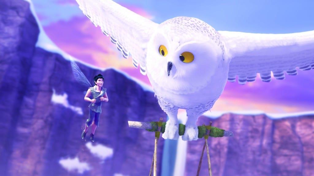 """""""Secret of the Wings""""..Left - Sled"""