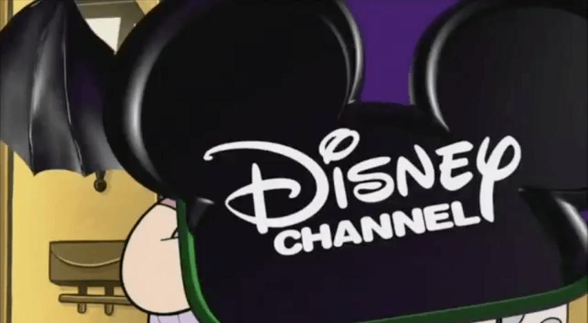 Summerween - Gravity Falls - Logo Disney Channel
