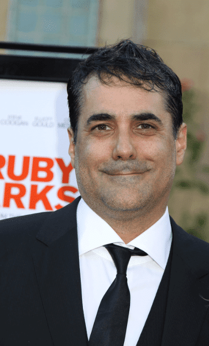 Nick Urata at the Los Angeles Premiere of RUBY SPARKS