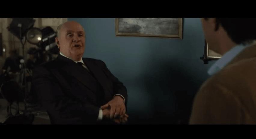 Anthony Hopkins est Alfred Hitchcock