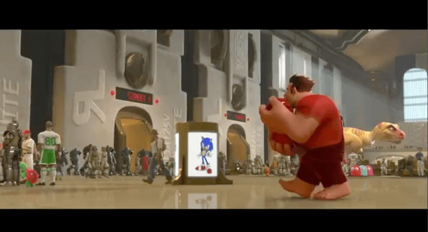 Les Mondes de Ralph - Bande annonce 2 - Sonic
