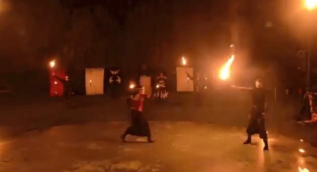 Les tabards de feu - Impressionnante Maria
