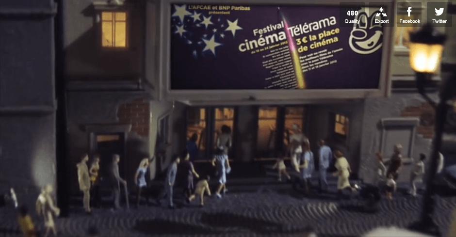 Festival du cinéma - Extrait vidéo du 15eme