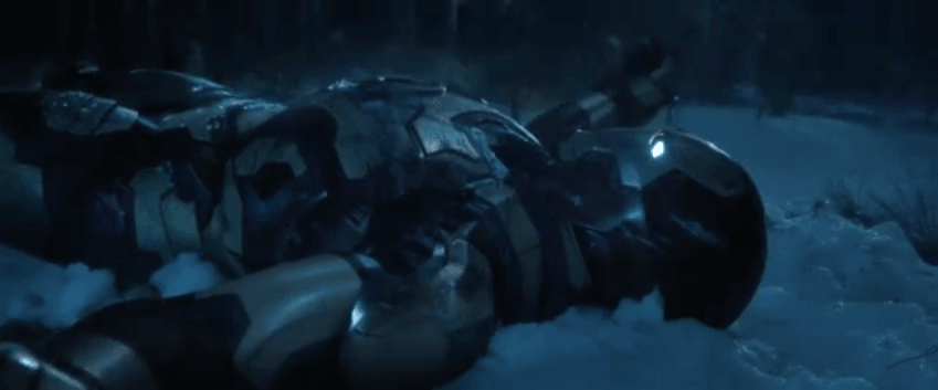 Bande annonce Iron Man 3