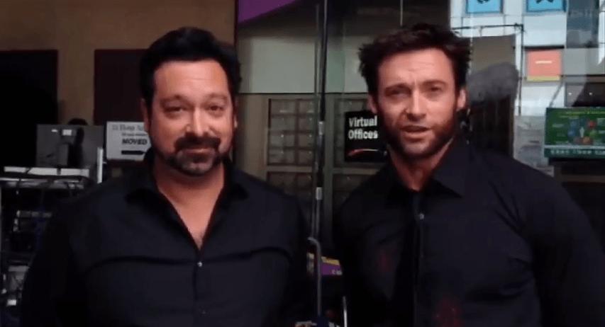 The Wolverine - Extrait de la vidéo Youtube - LIVE CHAT