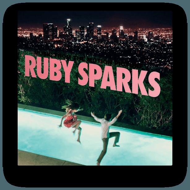Pochette BO Ruby Sparks - Nick Urata