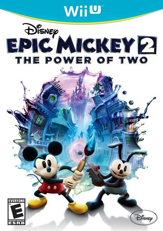 Wii U Epic Mickey 2