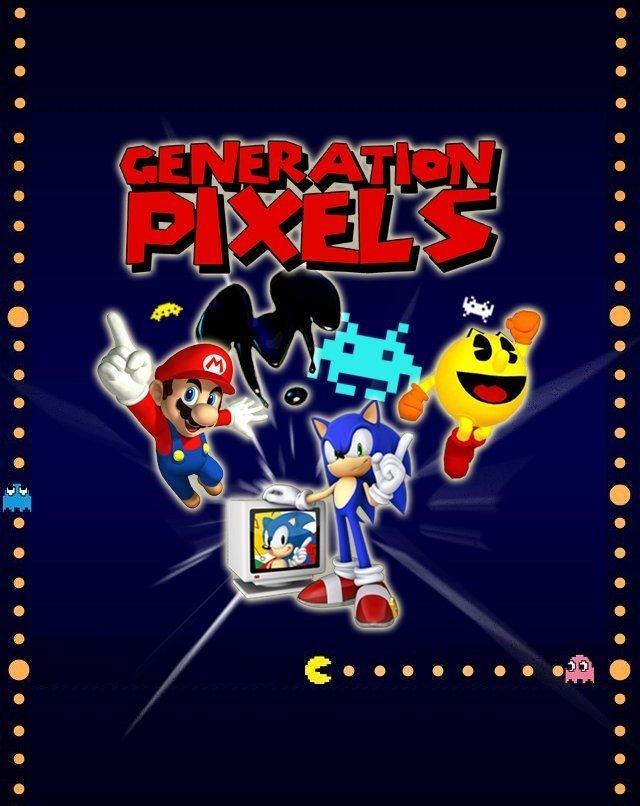 Génération Pixels