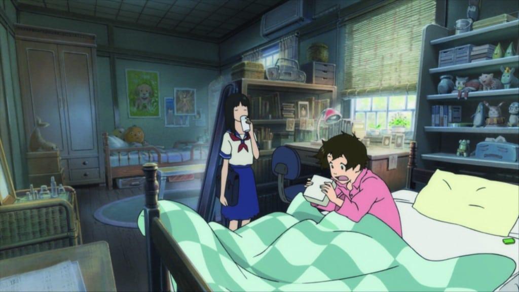 La Traversée du Temps - Makoto