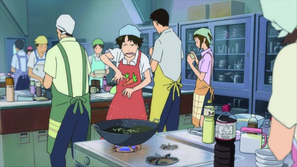 La Traversée du Temps - Drame en cuisine