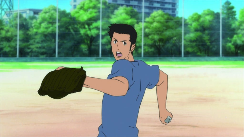 La Traversée du Temps - Kosuke