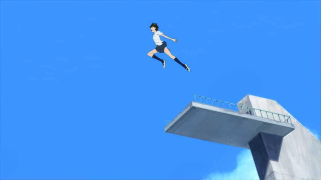 La Traversée du Temps - Le grand saut
