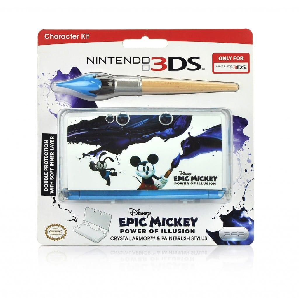 Etui 3DS avec pinceau