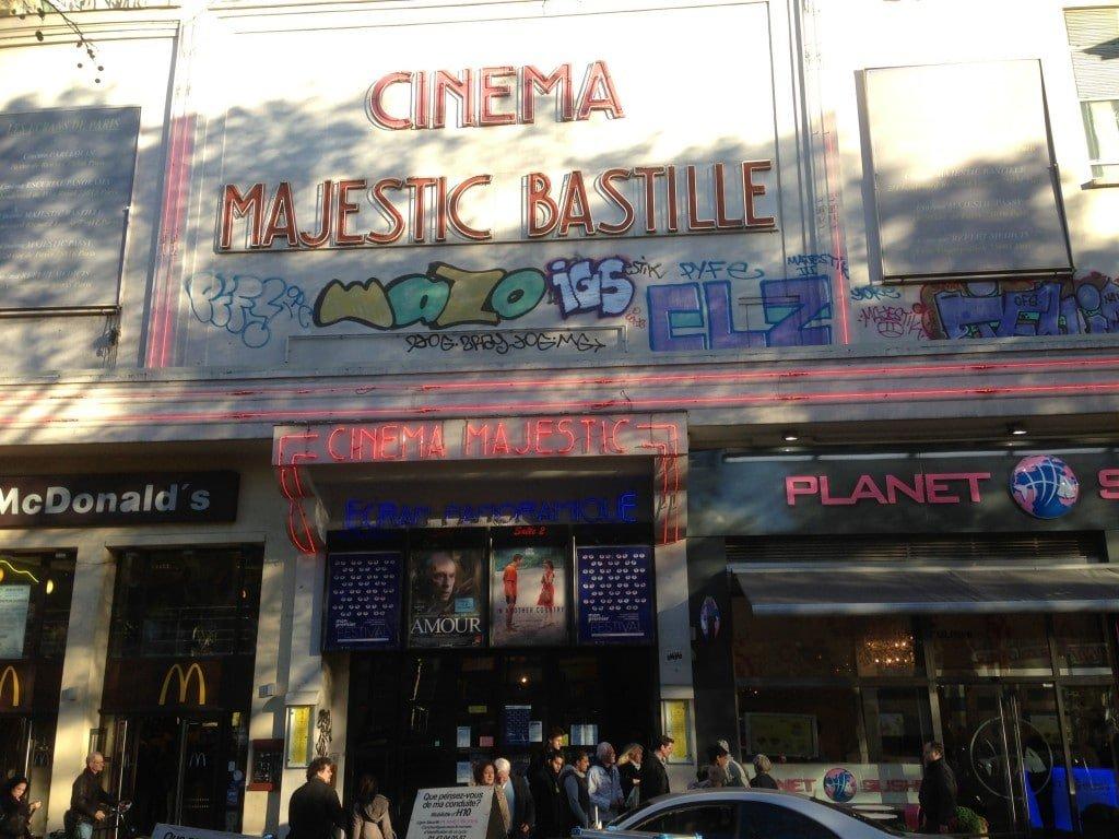 Mon Premier Festival - Cinema Majestic Bastille