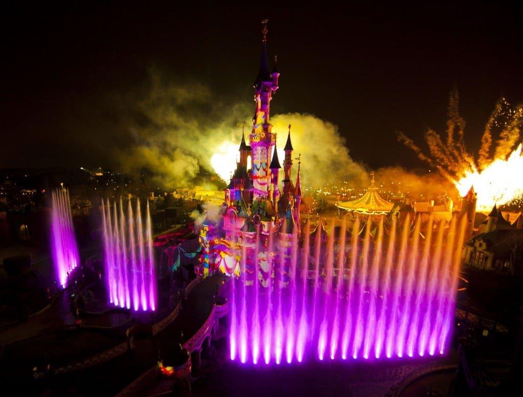 Disney Dreams - Visuel officiel Disneyland Paris 3