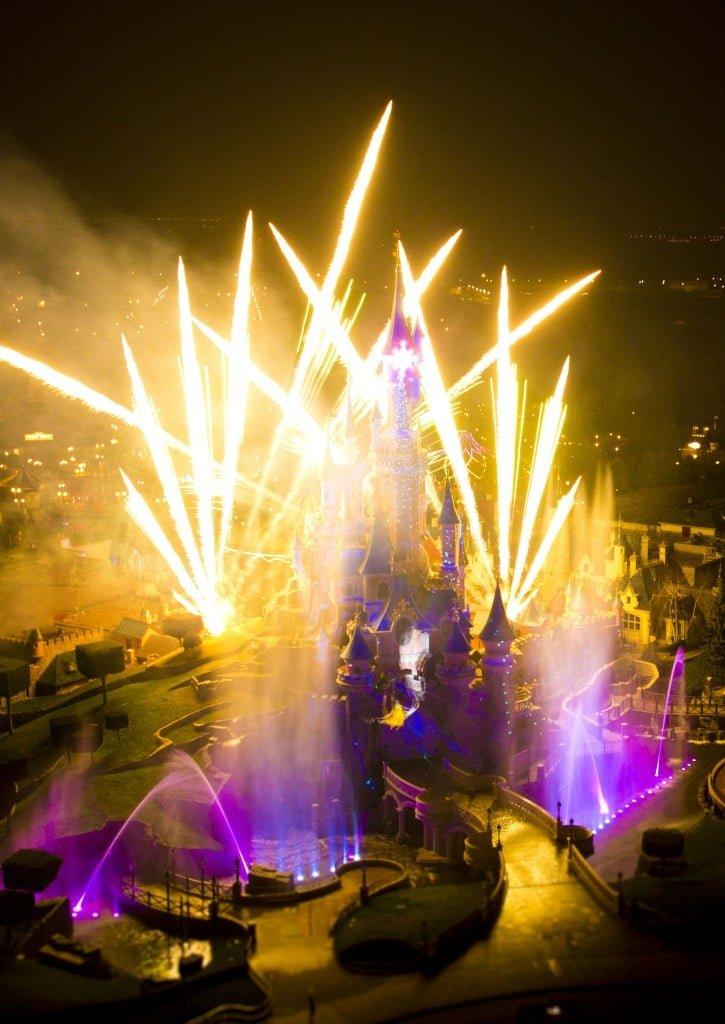Disney Dreams - Visuel officiel Disneyland Paris 4