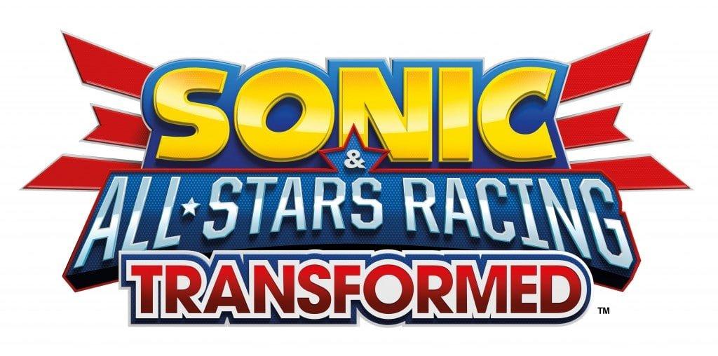 Logo Sonic All Stars Racing Transformed