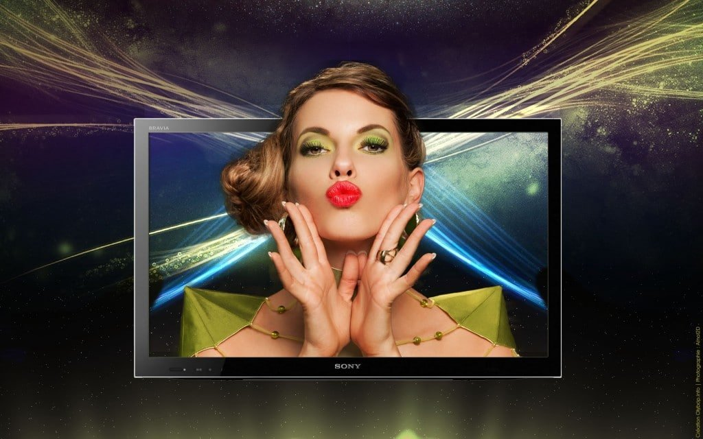SONY-TV-3Dstyle