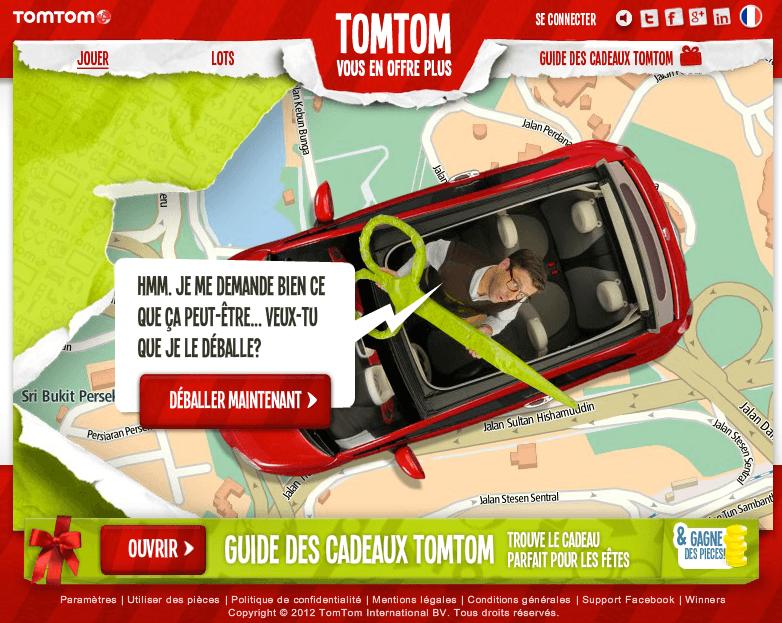 TomTom - Veux tu que je le déballe ?