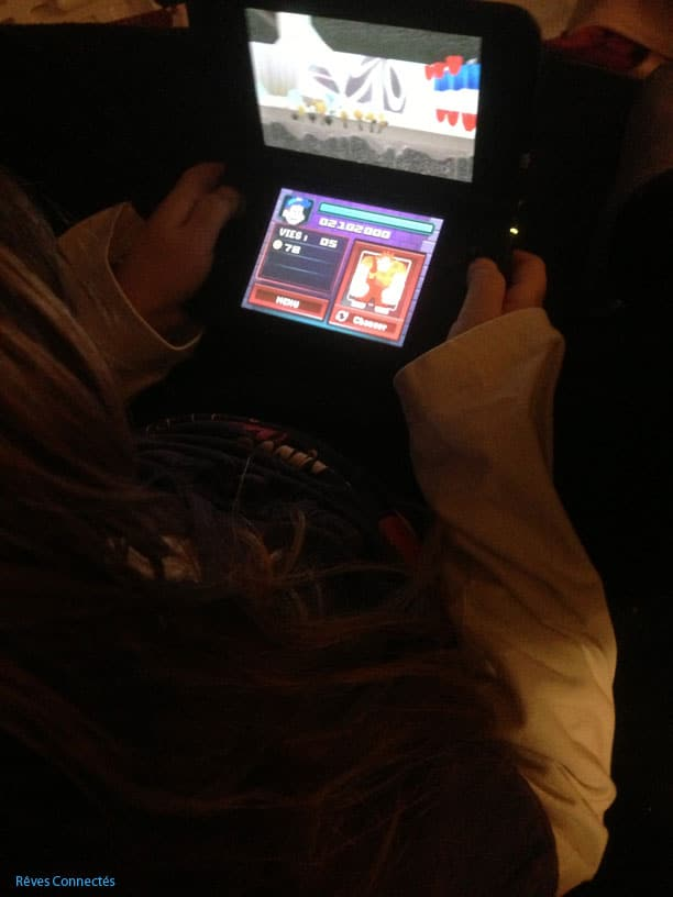 Activision--Wreck-It-Ralph-Leopoldine teste le jeu 1