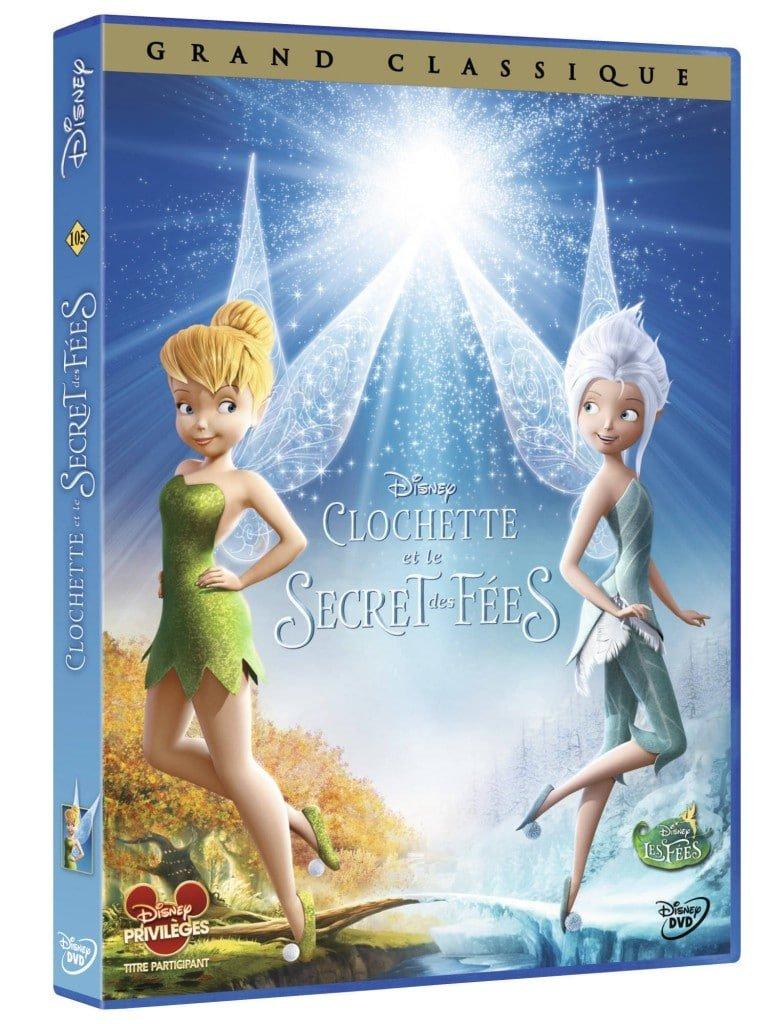Clochette et le Secret des Fées - DVD