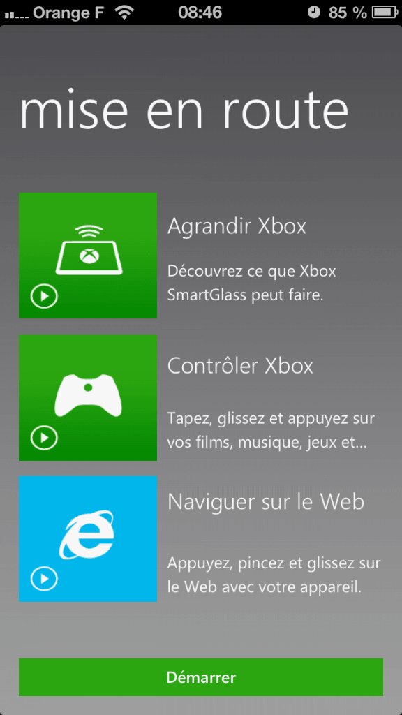 Xbox SmartGlass iPhone - 4740