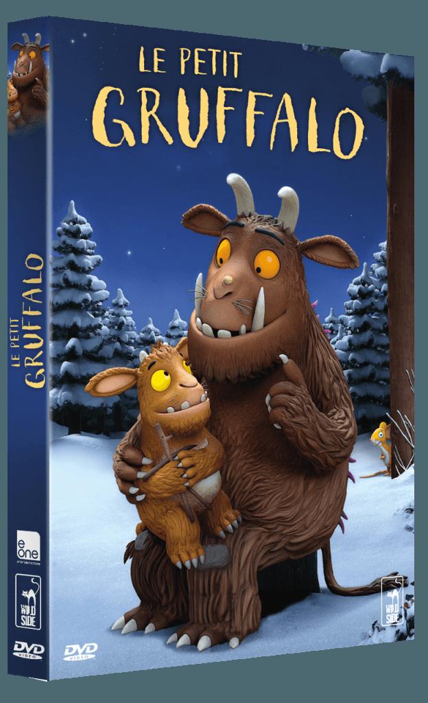 Le petit Gruffalo-Pack 3D