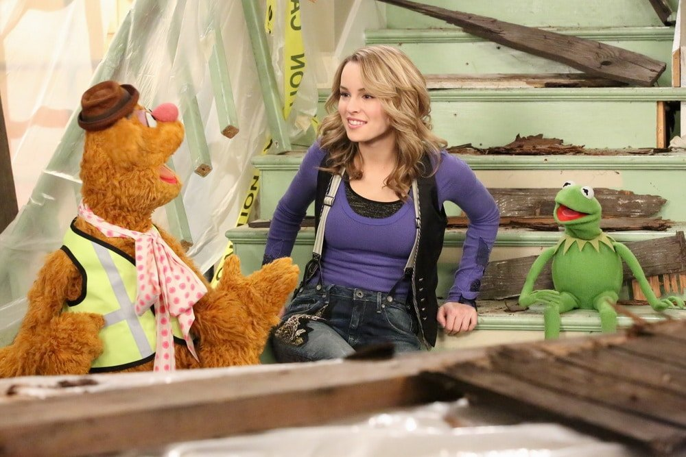 FOZZY, BRIDGIT MENDLER, KERMIT THE FROG
