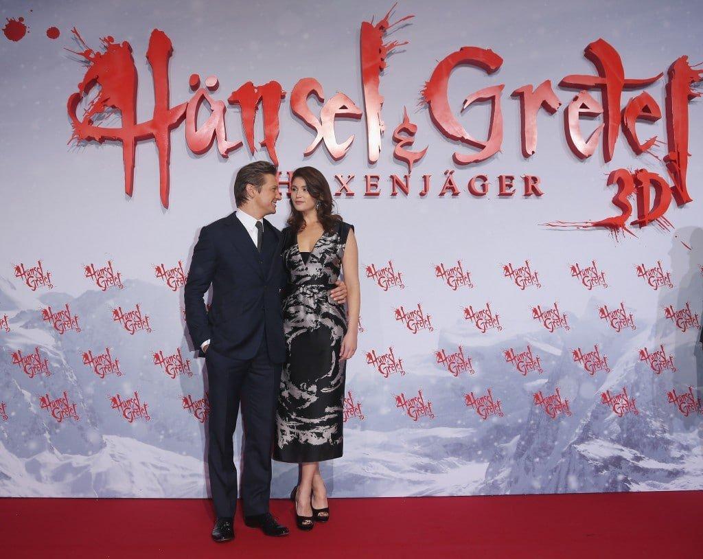 'Haensel und Gretel: Hexenjaeger' Germany Premiere
