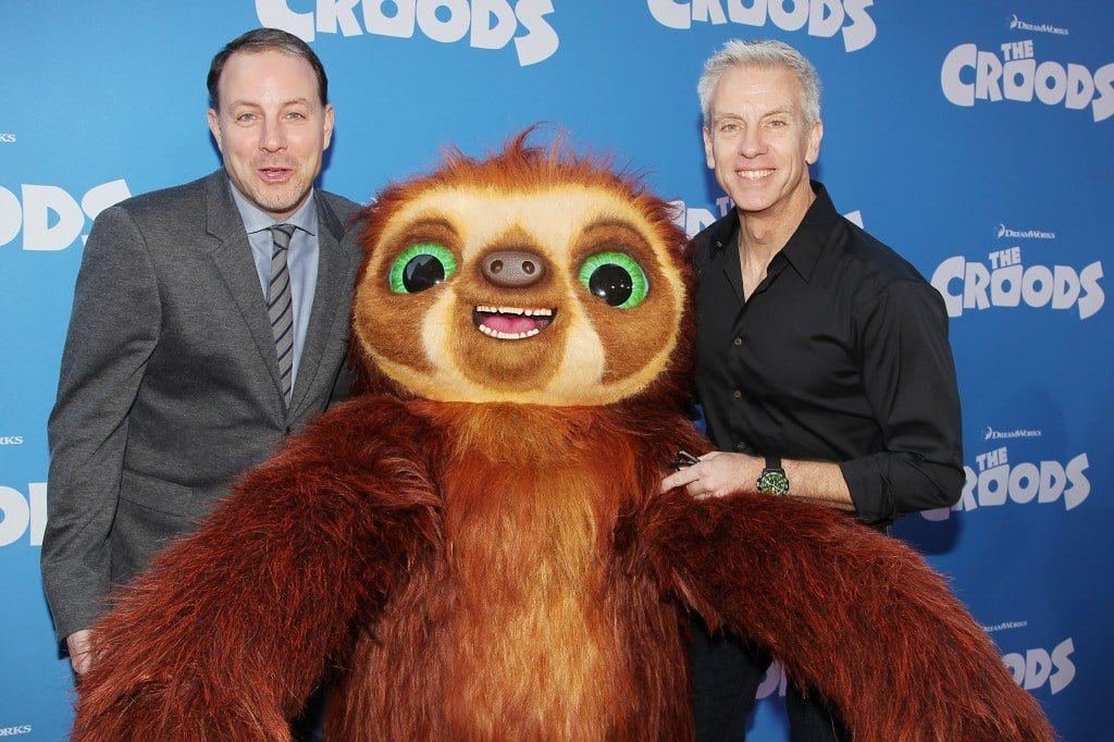 "Dreamworks Animation and 20th Century Fox Presents The Premiere of ""THE CROODS"""