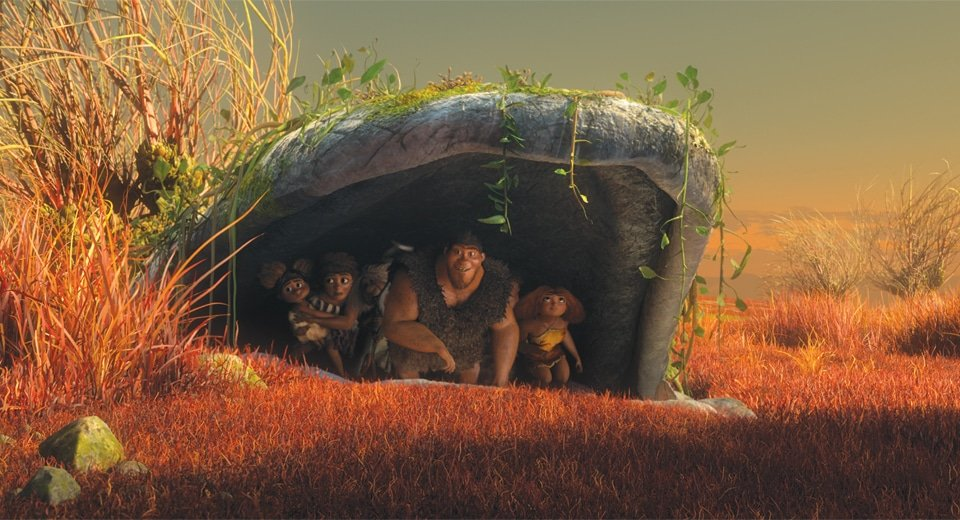 Les Croods - 38584079