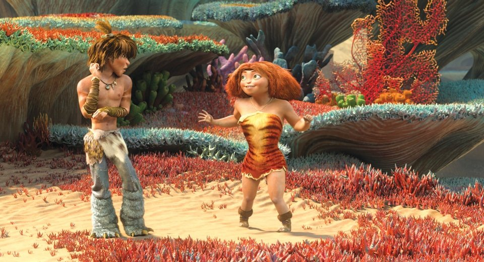 Les Croods - 421087573