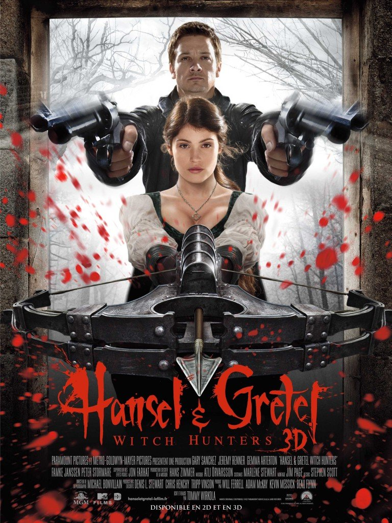 Hansel et Gretel - Affiche