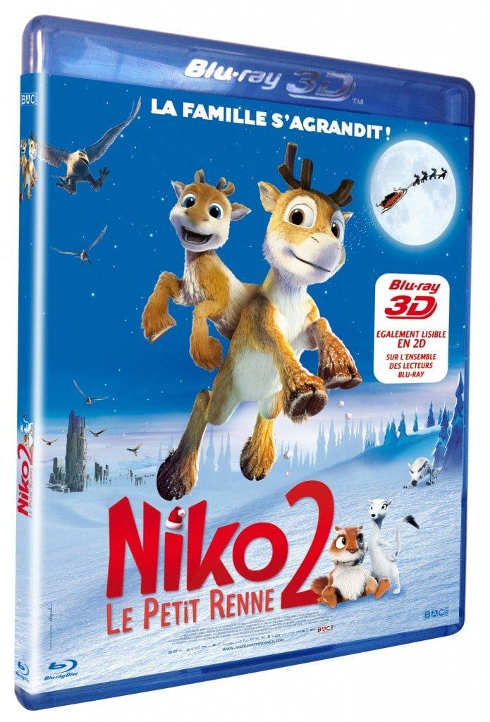NIKO Le Petit Renne 2 - NIKO 2_3D BR 2