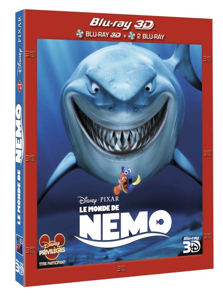 Le Monde de Nemo - BR3d