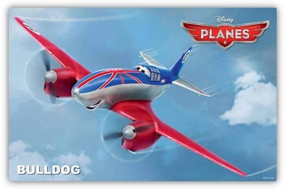 Disney Planes - Bulldog