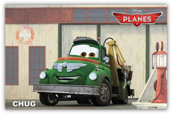 Disney Planes - Chug