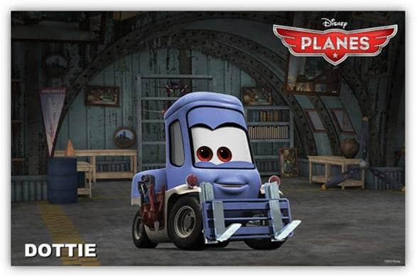 Disney Planes - Dottie