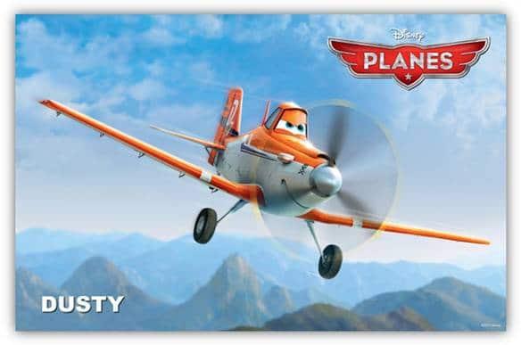 Disney Planes - Dusty