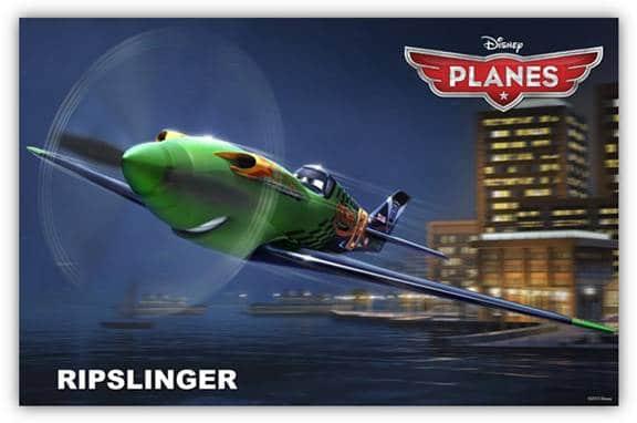 Disney Planes - Ripslinger