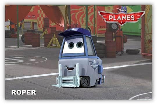 Disney Planes - Roper