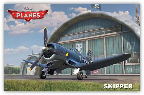 Disney Planes - Skipper