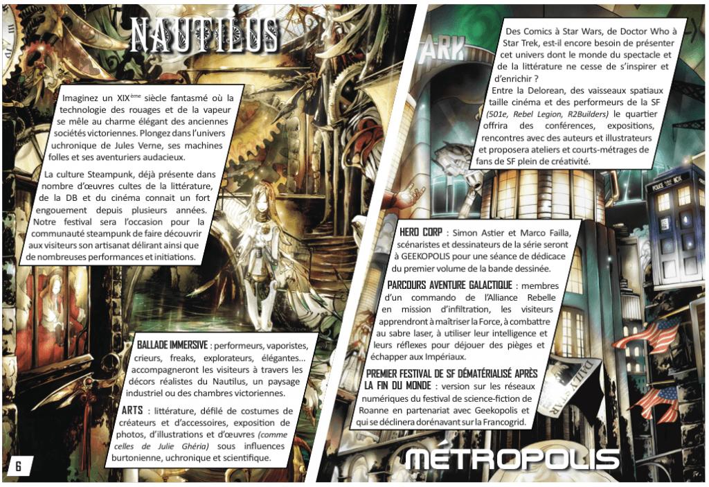 Geekopolis - Nautilus