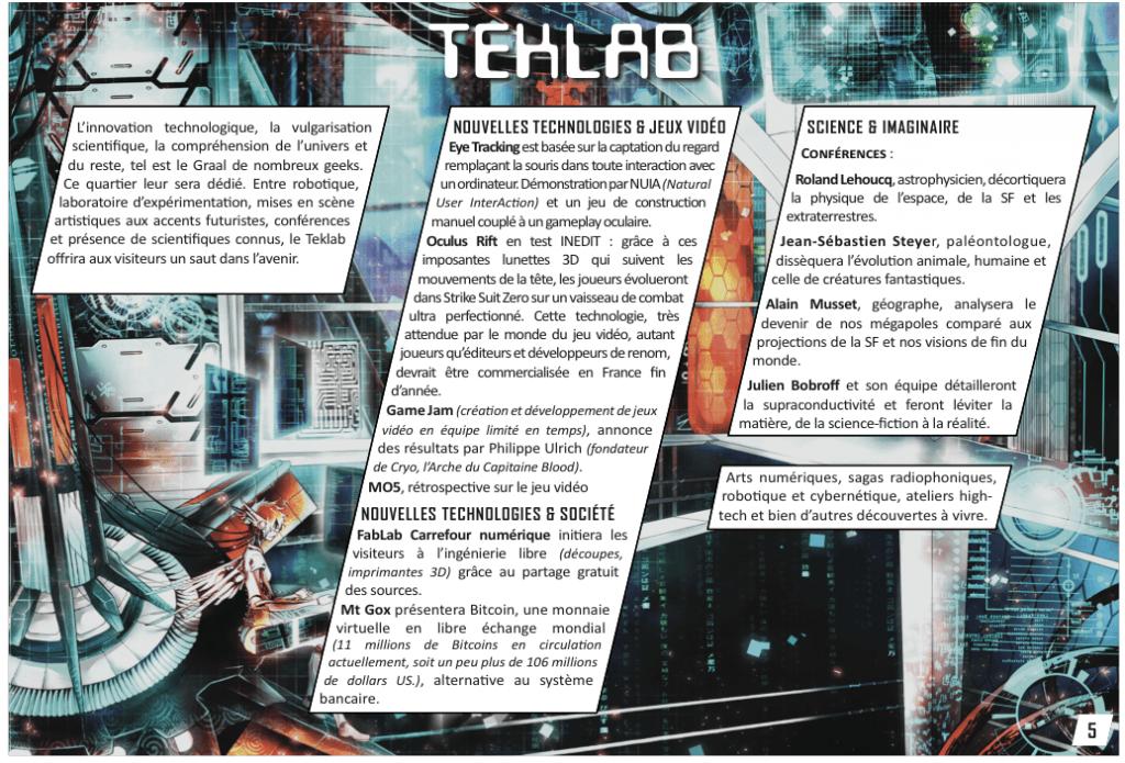 Geekopolis - Teklab
