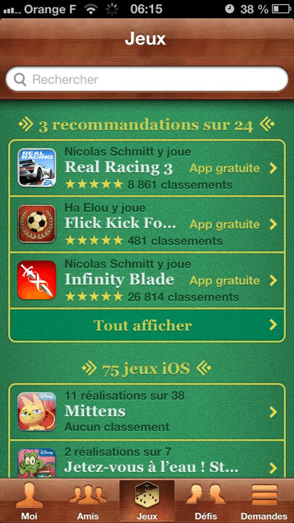 iOS Game Center - 6641