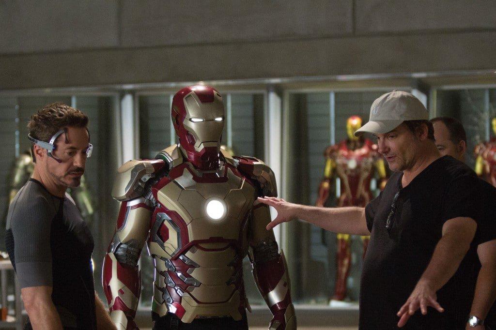 Iron Man 3 - Tournage