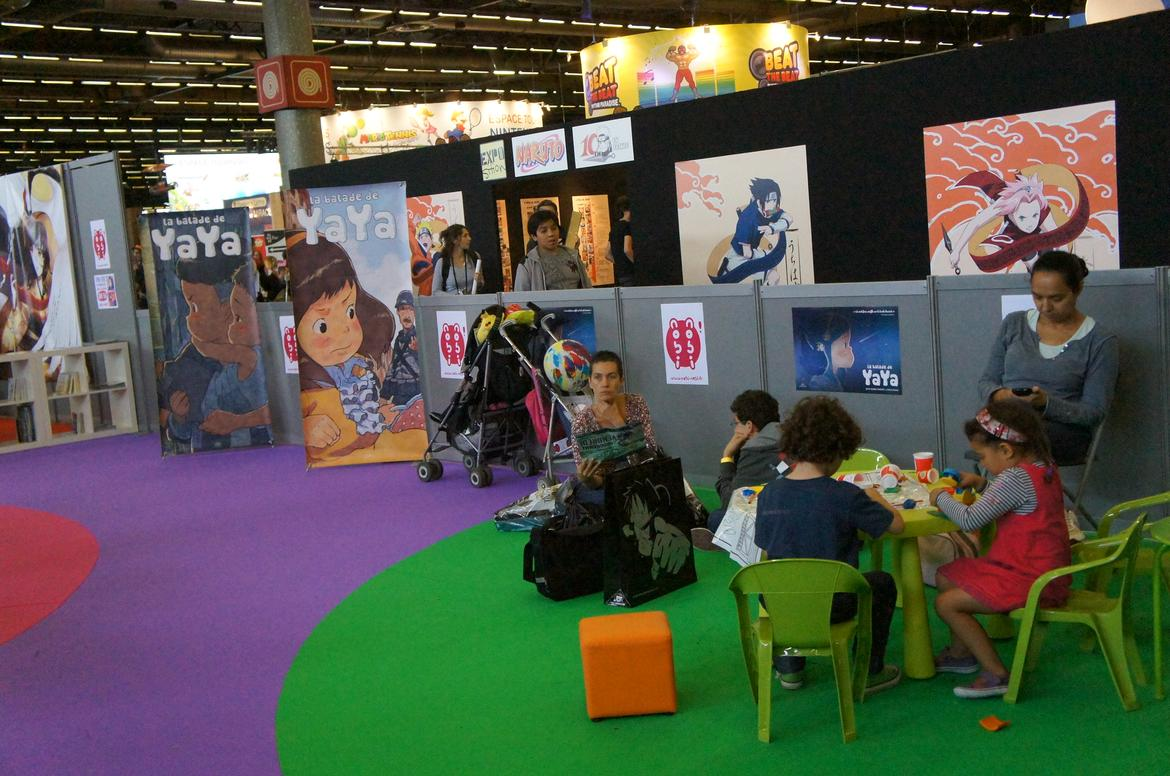 paris expo enfants