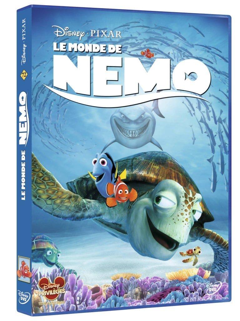 Le Monde de Nemo - DVD