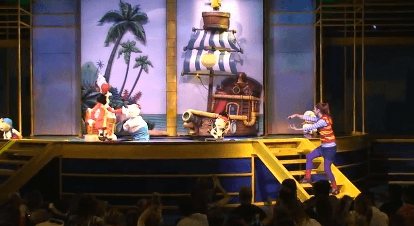 Disney Junior Live On Stage - Jake